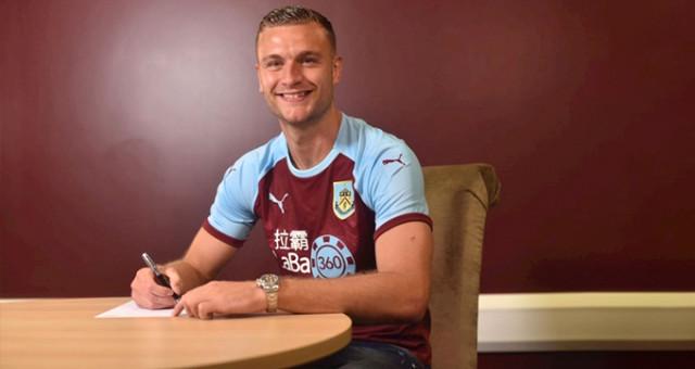 Burnley, Ben Gibson'ı transfer etti