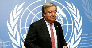 Müzakereler için Guterres'in girişimi bekleniyor