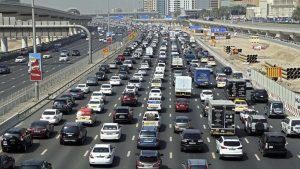 4 saatte rekor trafik cezası yedi
