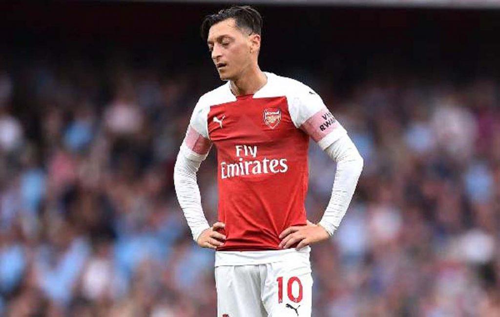 Arsenal, City'ye evinde yenildi