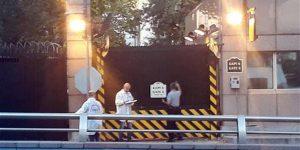 ABD Ankara Büyükelçiliği'ne silahlı saldırı