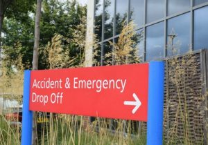 Record number of A&E patients caused by the heatweave