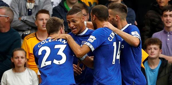 Cenk Tosun'lu Everton, Wolverhampton'a diş geçiremedi!