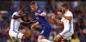 Chelsea, Olympique Lyon'u penaltılarla yıktı!