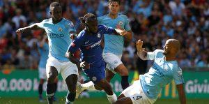 Community Shield, Manchester City'nin!