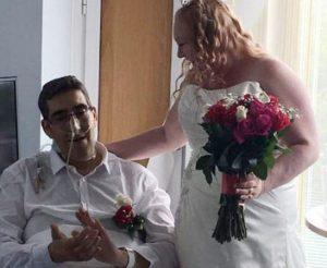 Düğünde 'evet' dedikten 13 saat sonra öldü…