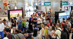 Güney Kıbrıs'ta yolcu sayısında artış