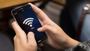 Common wi-fi can detect weapons