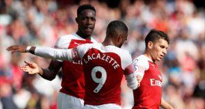 Londra derbisi Arsenal'in: 3-1