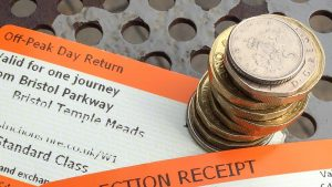 Rail fares to rise by 3.2% in January 2019
