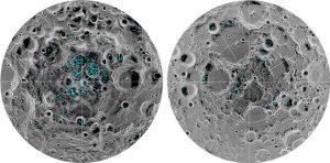 Ay üzerinde su bulunduğu ilk kez doğrulandı