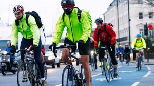 London boroughs merge to promote cycling