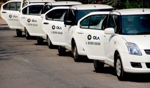 Ola Indian taxi giant to challenege Uber