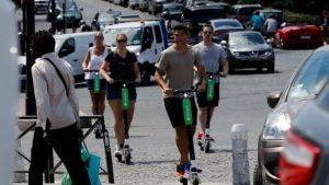 Uber'den bisiklet ve elektrikli scooter hamlesi