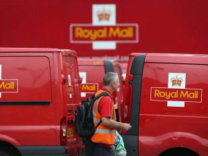 Royal Mail fined for breaching competition