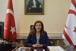 "Zehra Başaran: ""Turkish Cypriot society were ready to embrace a representative"""