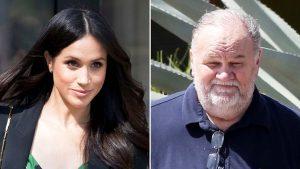Meghan's dad 'crosses the line' with Diana comment