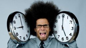 Brits want to get rid of 9 to 5 working day