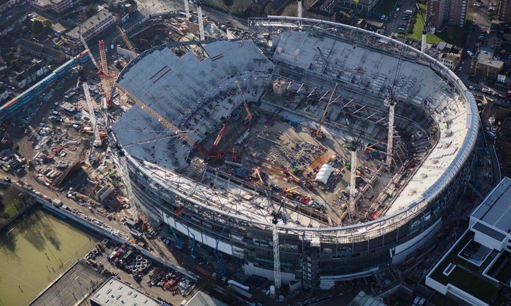 Tottenham Hotspurs delays opening