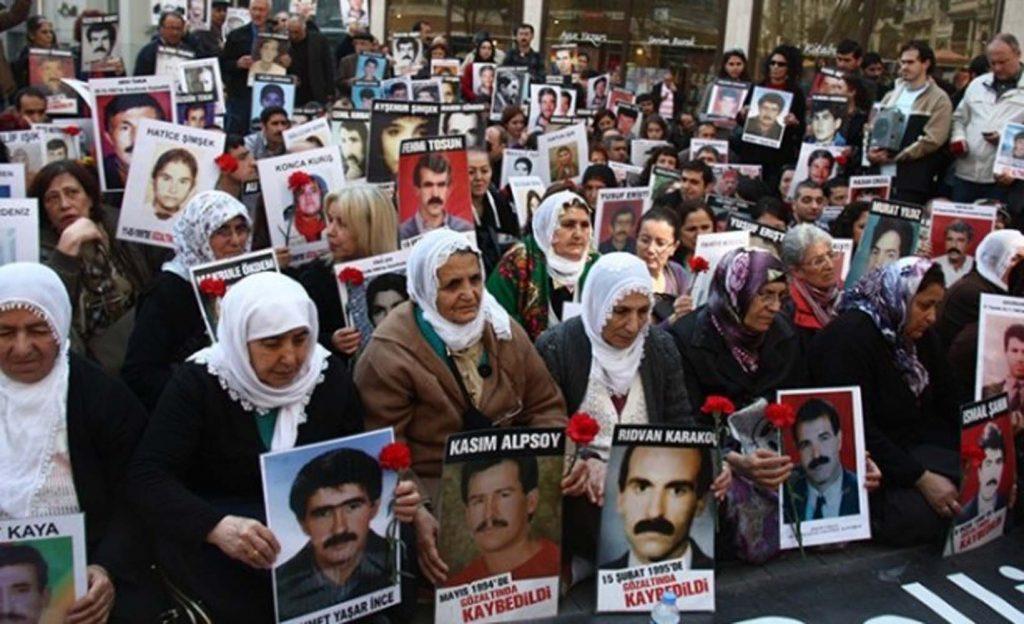 Turkey's Saturday Mothers mark the 700th week