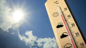 Avrupa'da yılın en sıcak günleri