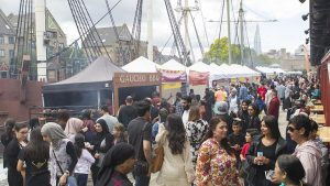 Londra'da 'Helal Gıda Festivali' büyük katılımla gerçekleşti