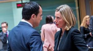 Bakanların gündemi, Kıbrıs sorunu ve İngiltere'nin AB'den çıkışı