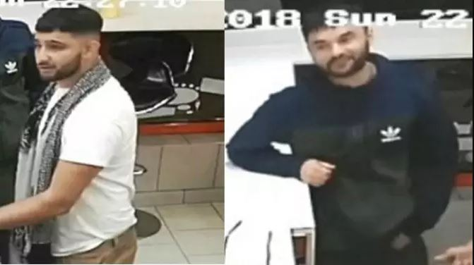 Police appeal for two men in connection to Wood Green attack
