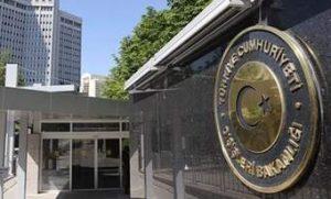 Türkiye'den Londra'daki saldırıya kınama