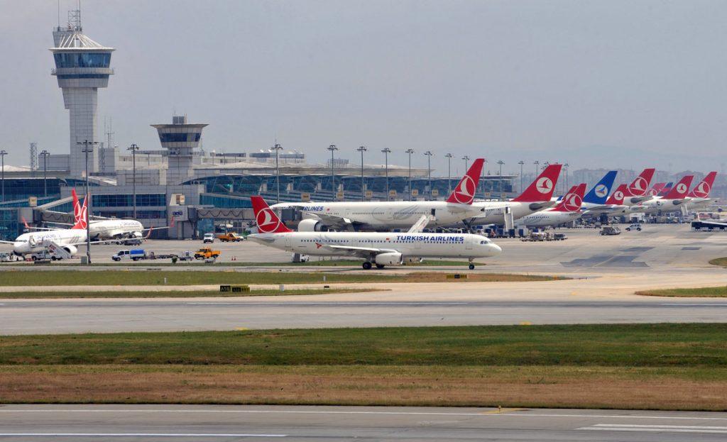 İngiliz yolcunun İstanbul'dan dönüş bileti iptal edildi