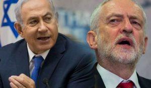 Corbyn ile Netanyahu arasında sosyal medya üzerinden polemik