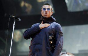 İngiliz rock grubu Oasis'in solisti, ilk kez İstanbul sahnesinde…