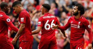 Liverpool, West Ham United'ı 4-0 yendi