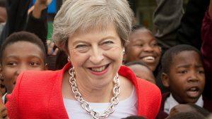 İngiltere Başbakanı May, Afrika turuna çıktı