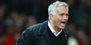 """""""Mourinho uçurumun kıyısında"""""""