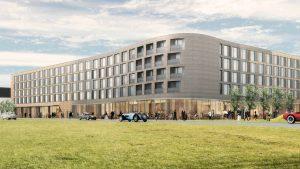 Dünyanın ilk otomobil oteli İngiltere'de açılıyor