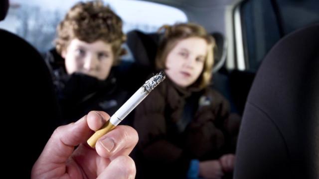 Pasif içici çocuklarda yetişkinlikte akciğer ve kalp hastalığı riski artıyor'