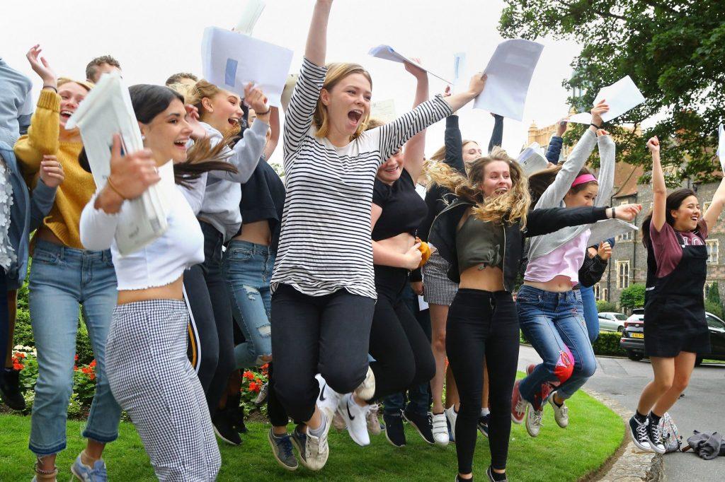 GCSE grades up despite concerns of 'difficult exams'