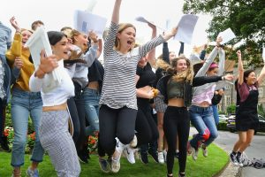 GCSE grades up despite concerns of 'difficult exams'