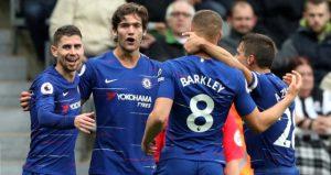 Chelsea, Newcsatle United'ı 2-1 yendi