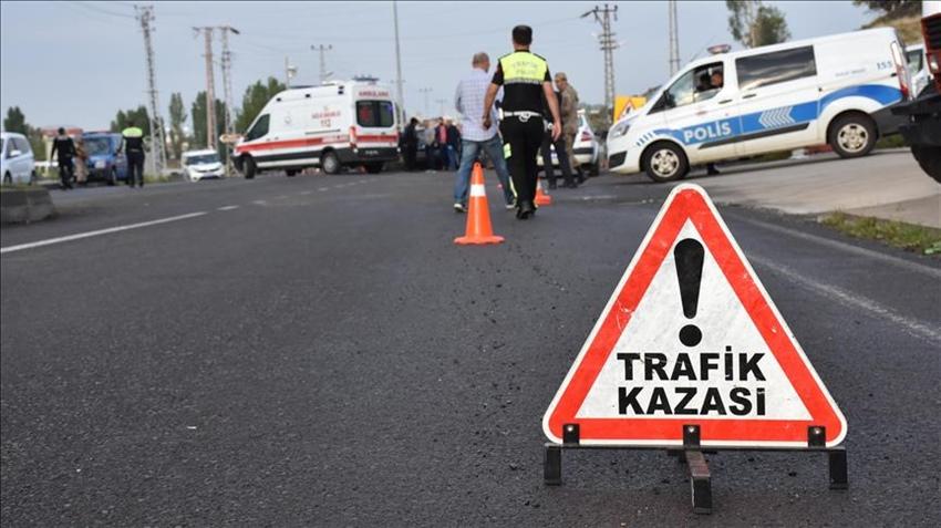 Türkiye'de bayram tatilinin ilk üç gününde kazalar 62 can aldı
