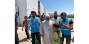 Londra'daki Pakistanlılardan Suriye'ye insani yardım