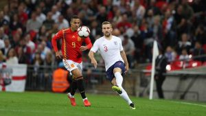 İngiltere, İspanya'ya 2-1 yenildi