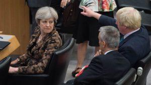 May, partisine seslendi: Brexit için bir araya gelelim