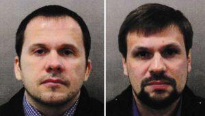 Rus askeri istihbaratından iki kişi sorumlu