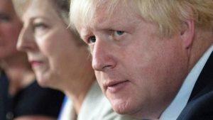 Boris Johnson'dan, May'in Brexit planına 'intihar yeleği' benzetmesi