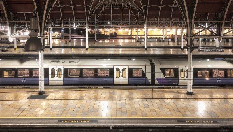 Tren istasyonları kapatıldı!