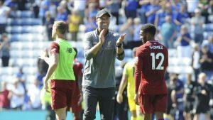Liverpool'da Jürgen Klopp tarih yazıyor