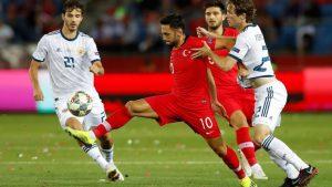 Türkiye, Rusya'ya kaybetti: 1-2