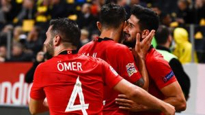 Türkiye, İsveç'te 3-2 galip